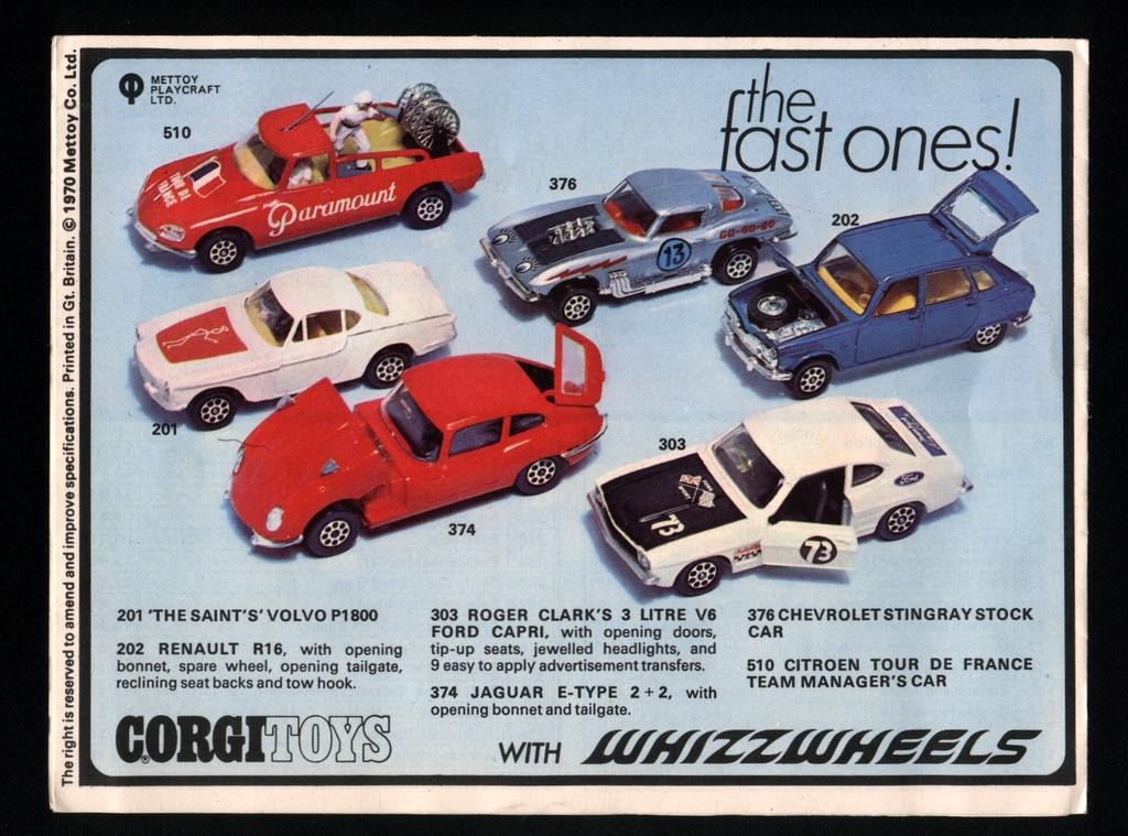 Corgi toys - Www simplymarket fr catalogue ...